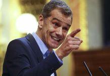 Toni Cantó, líder de Ciudadanos en la Comunidad Valenciana / EFE