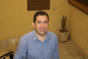 Toni Francés, líder alcoyano del PSPV.