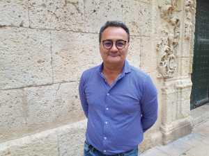 Francesc Sanguino, portavoz del PSOE en el Ayuntamiento de Alicante / PSOE Alicante