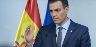 Pedro Sánchez, Presidente del Gobierno en funciones / Europa Pres