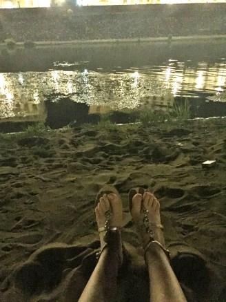 De boinhas na spiaggetta