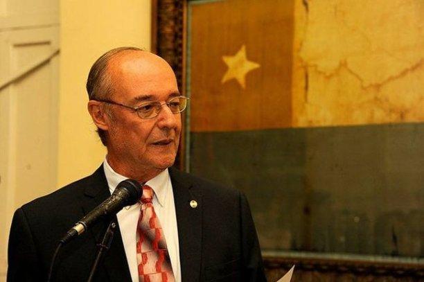 El embajador de Paraguay en Cuba, Bernardino Cano Radil.
