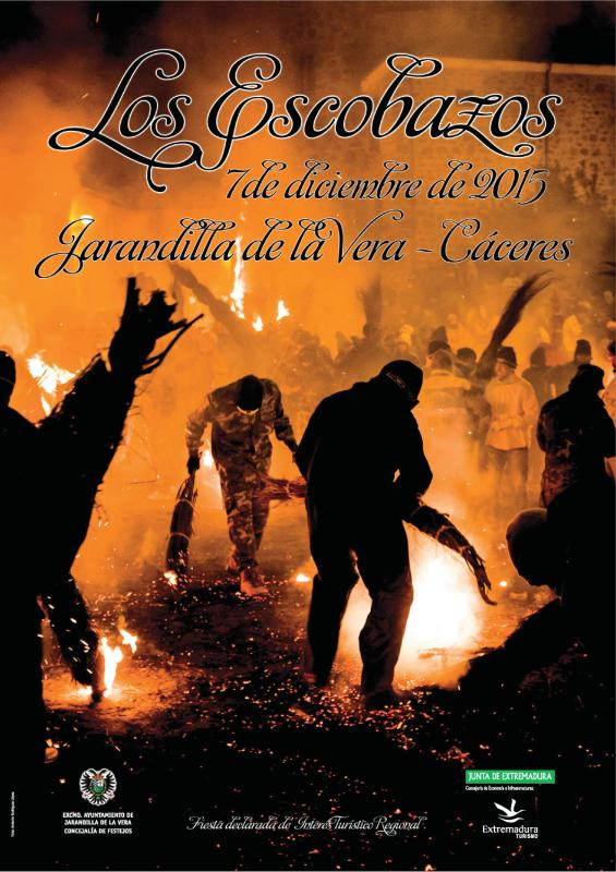 Cartel Escobazos 2015