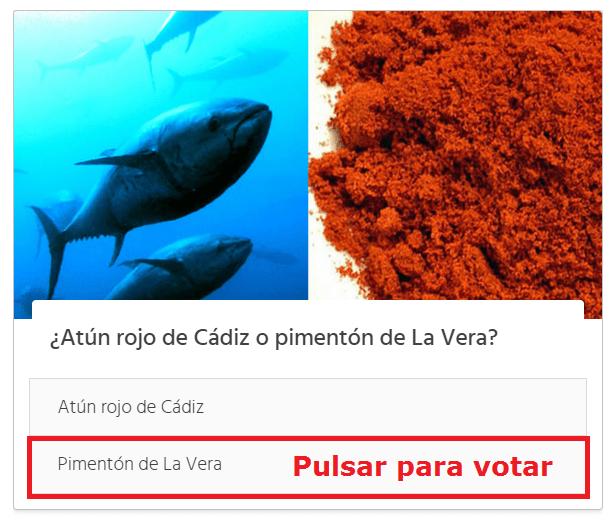 La Gran Final de la guerra de alimentos - El Atún Rojo de Cádiz vs El Pimentón de la Vera