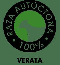 Logotipo Raza Autóctona Verata