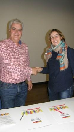 Pasarón de la Vera acogerá diversas actividades para sensibilizar sobre migraciones después de la firma de un Acuerdo entre Cruz Roja y el Ayuntamiento