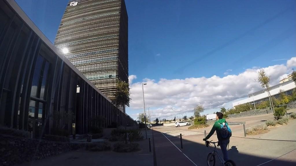 Edificio Badajoz Siglo XXI