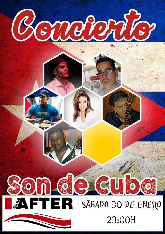Son de Cuba en Sala After de Jaraíz de la Vera