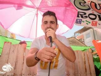 Guss Romero en los Carnavales de Jaraíz de la Vera | Foto del Facebook de Guss Romero