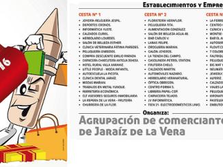 Campaña Yo Compro en Jaraíz 2015-2016