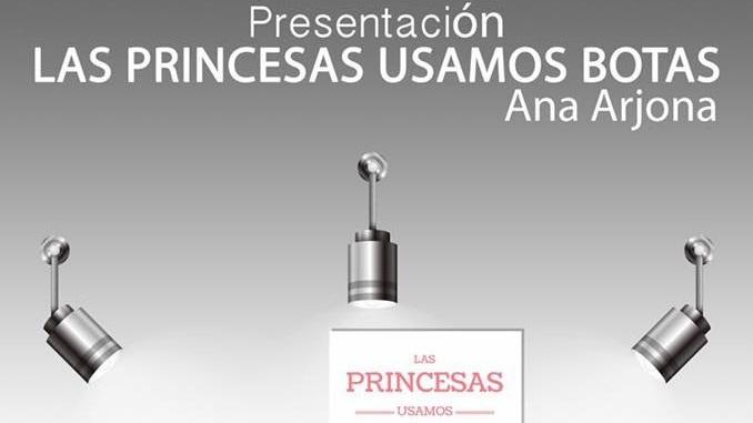 Ana Arjona firmará su libro en la XVIII Feria Agroalimentaria