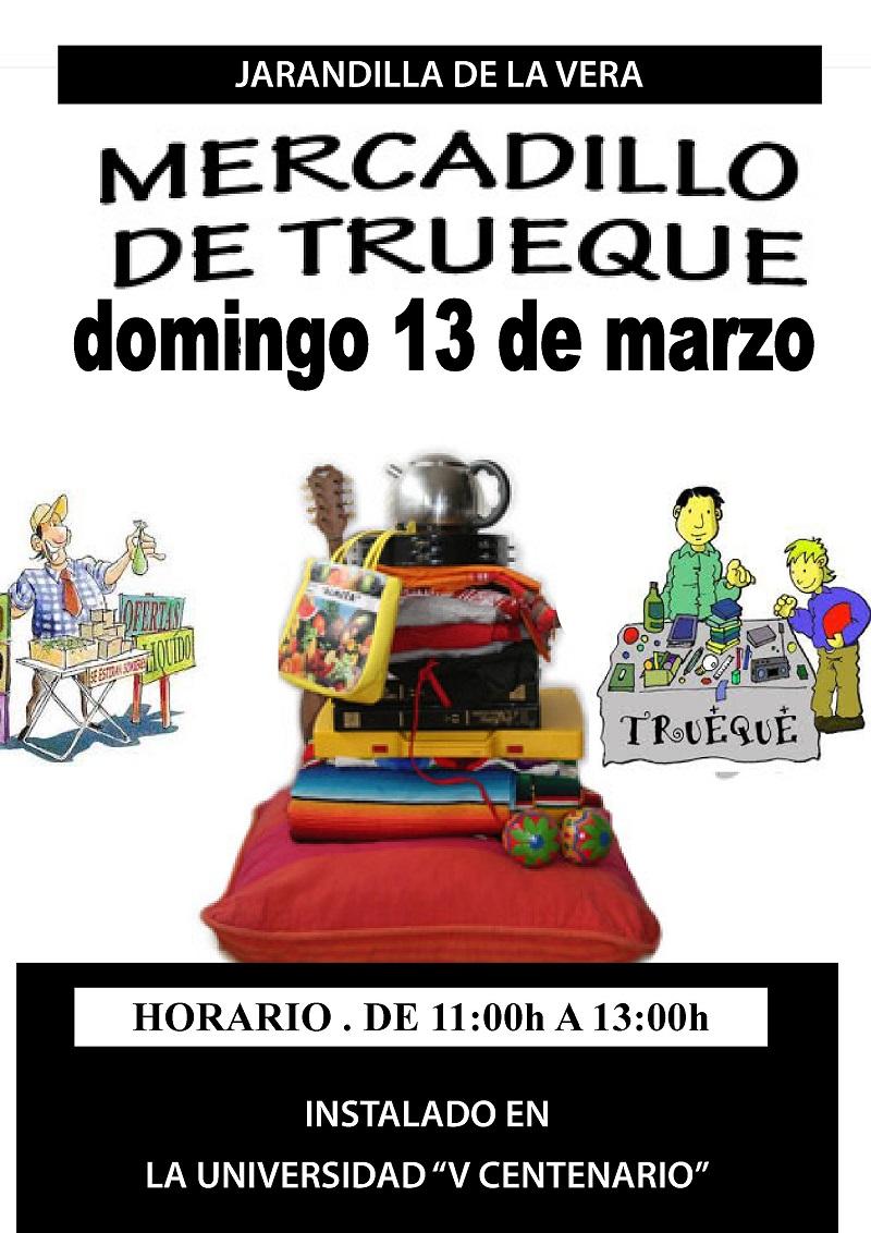 Mercado de Trueque marzo 2016