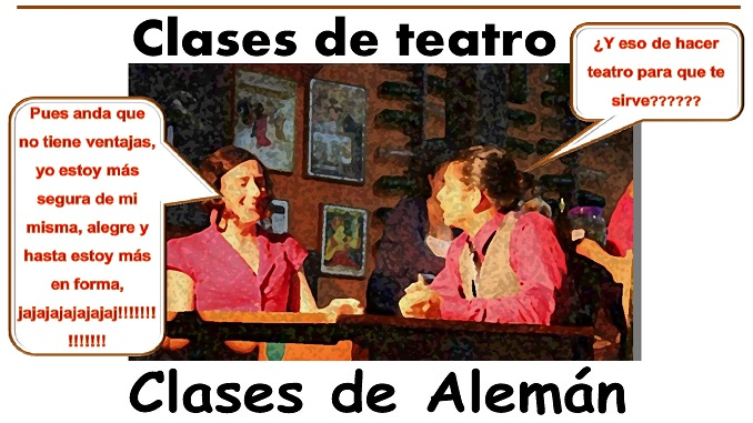 Clases de Alemán y Teatro en Jarandilla de la Vera