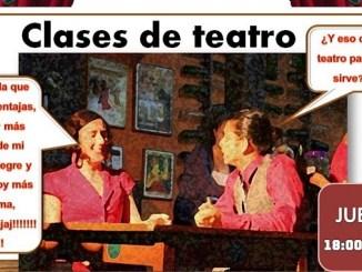 Clases de Teatro en Jaraíz de la Vera