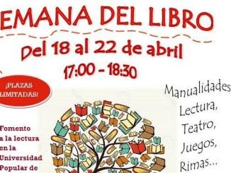 Semana del libro en Jaraíz de la Vera