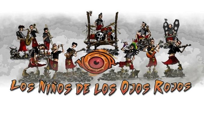Los Niños de los Ojos Rojos en el #VeraSummer Festival 2016