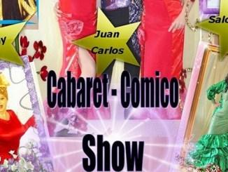 Cabaret Cómico en Jaraíz de la Vera