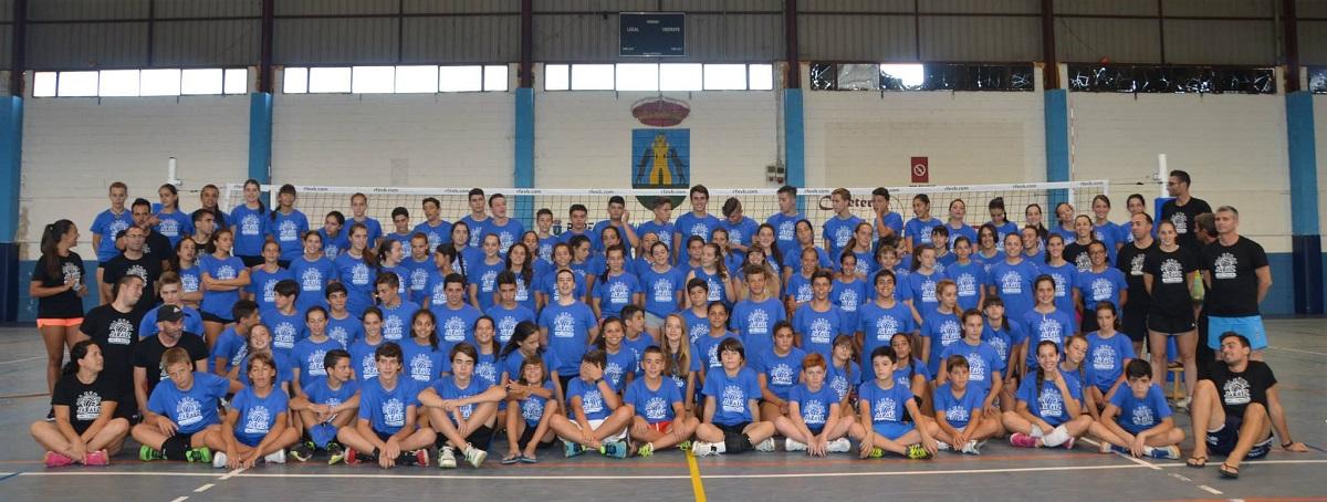 4 Campus Voleibol Jaraíz 2015