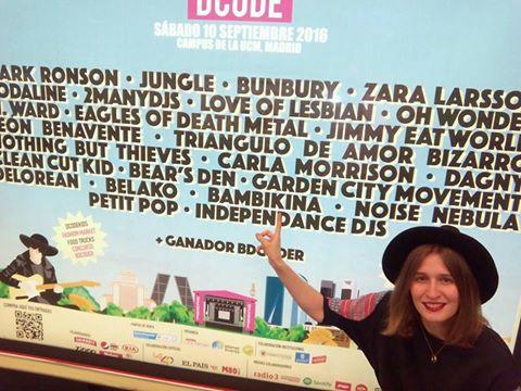 Bambikina Dcode Festival