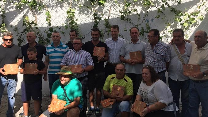 Ganadores del Concurso Tabaco y Pimiento 2016
