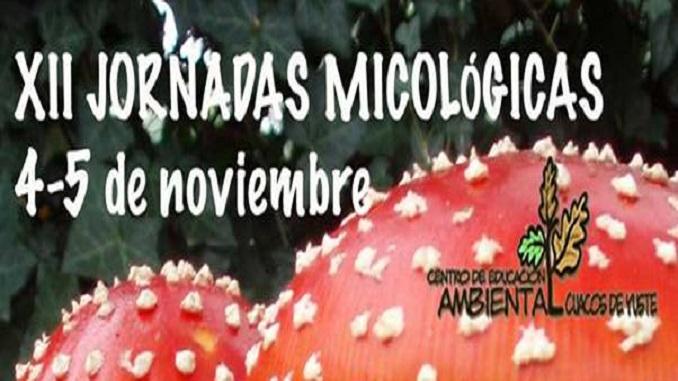 XII Jornadas micológicas en el Centro de Educación Ambiental de Cuacos de Yuste
