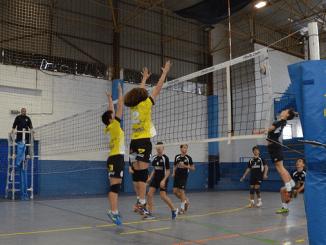 Resultados de la Jornada 4 del Club Voleibol Jaraíz