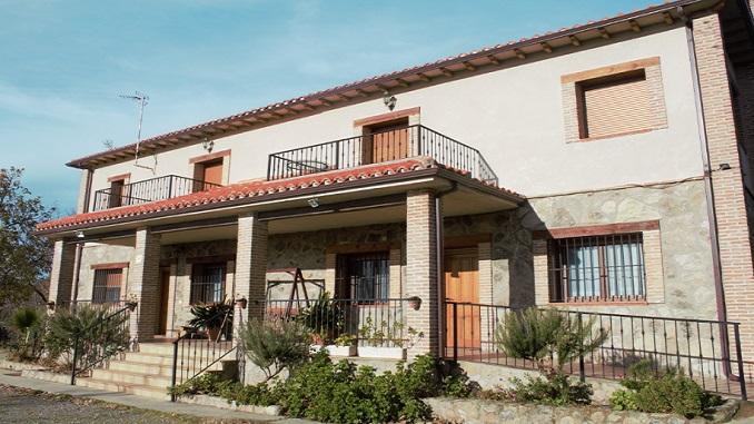 Casa Rural Cerro - Fachada Principal