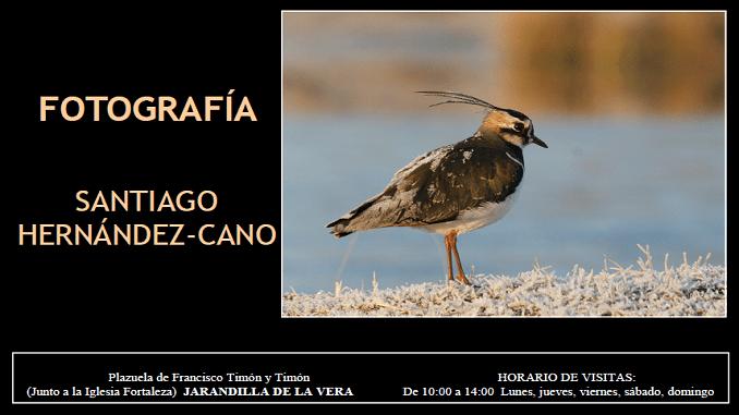 Exposición Fotográfica de Santiago Hernández-Cano