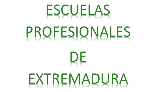Formación Escuelas Profesionales de Extremadura