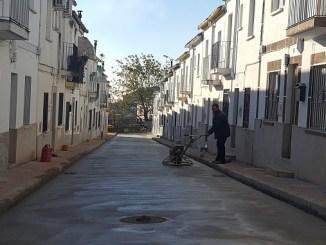 Concluyeron las obras de la Calle Obispo Manzano