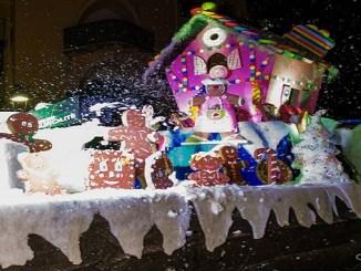 Los mejores momentos de la Cabalgata de Reyes 2017 en Jaraíz de la Vera