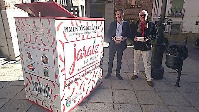Jaraíz de la Vera estará en la Feria Internacional de Turismo (FITUR) 2017