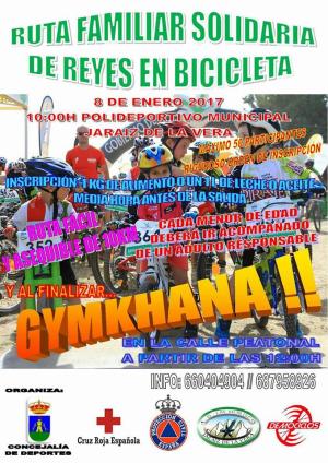 Ruta Solidaria de Reyes 2017