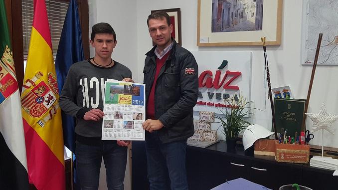 """Sergio Llorente Gil ganador del concurso de fotografía """"Una mirada a Jaraíz"""""""