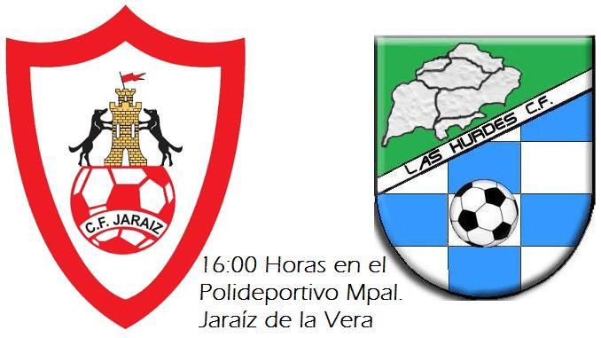 Esta tarde tienes una cita con el partidazo entre los Juveniles del C.F. Jaraíz y Las Hurdes C.F.