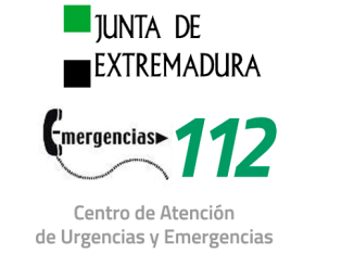 Alerta de nieve del Centro de Emergencias y Urgencias del 112 de Extremadura