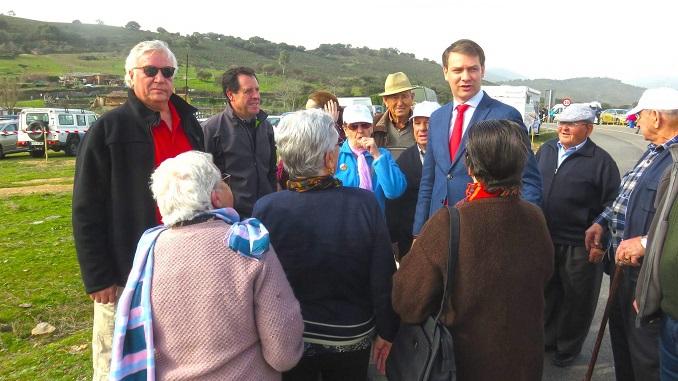 Jaraíz de la Vera ha tenido una gran acogida en la Feria Internacional Ornitológica 2017
