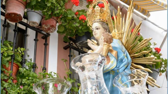 Ntra. Sra. la Virgen del Salobrar