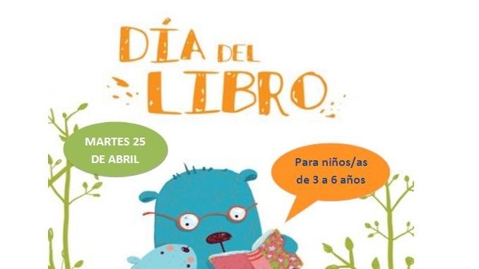 Taller día del Libro en la Universidad Popular de Jaraíz de la Vera