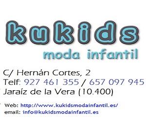 Kukids Moda Infantil 300 x 250
