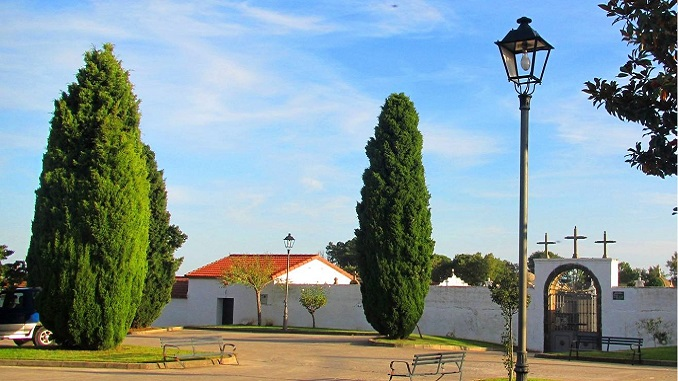 Cementerio Municipal de Jaraíz de la Vera