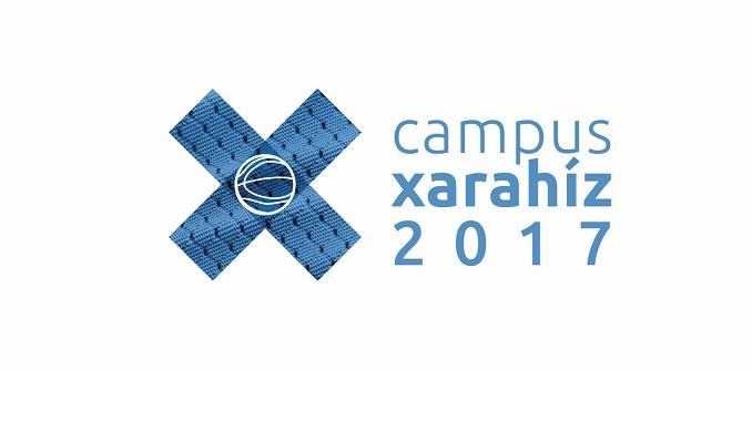 Campus Xarahíz 2017 Mejora tu baloncesto