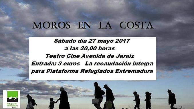 Teatro Solidario en Jaraíz de la Vera con la obra, Moros en la Costa