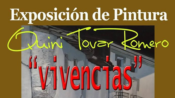 Quini Tovar Romero expondrá Vivencias en el Museo del Pimentón