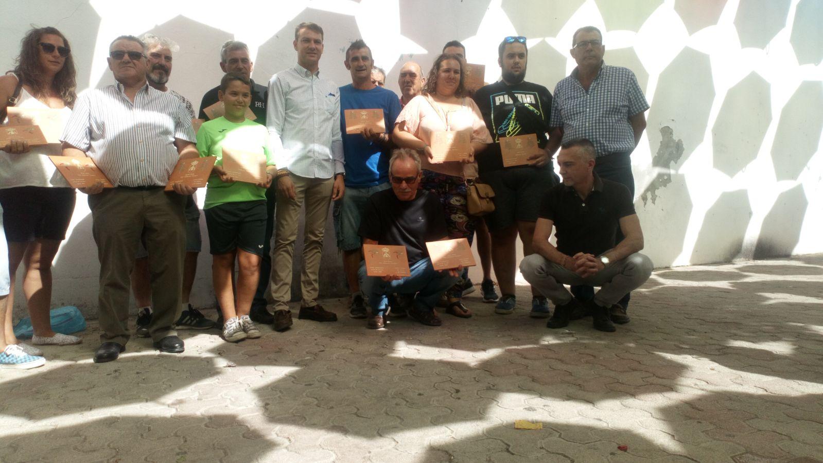 Ganadores del XLIV Concurso del Pimiento y del Tabaco de Jaraíz de la Vera (1)