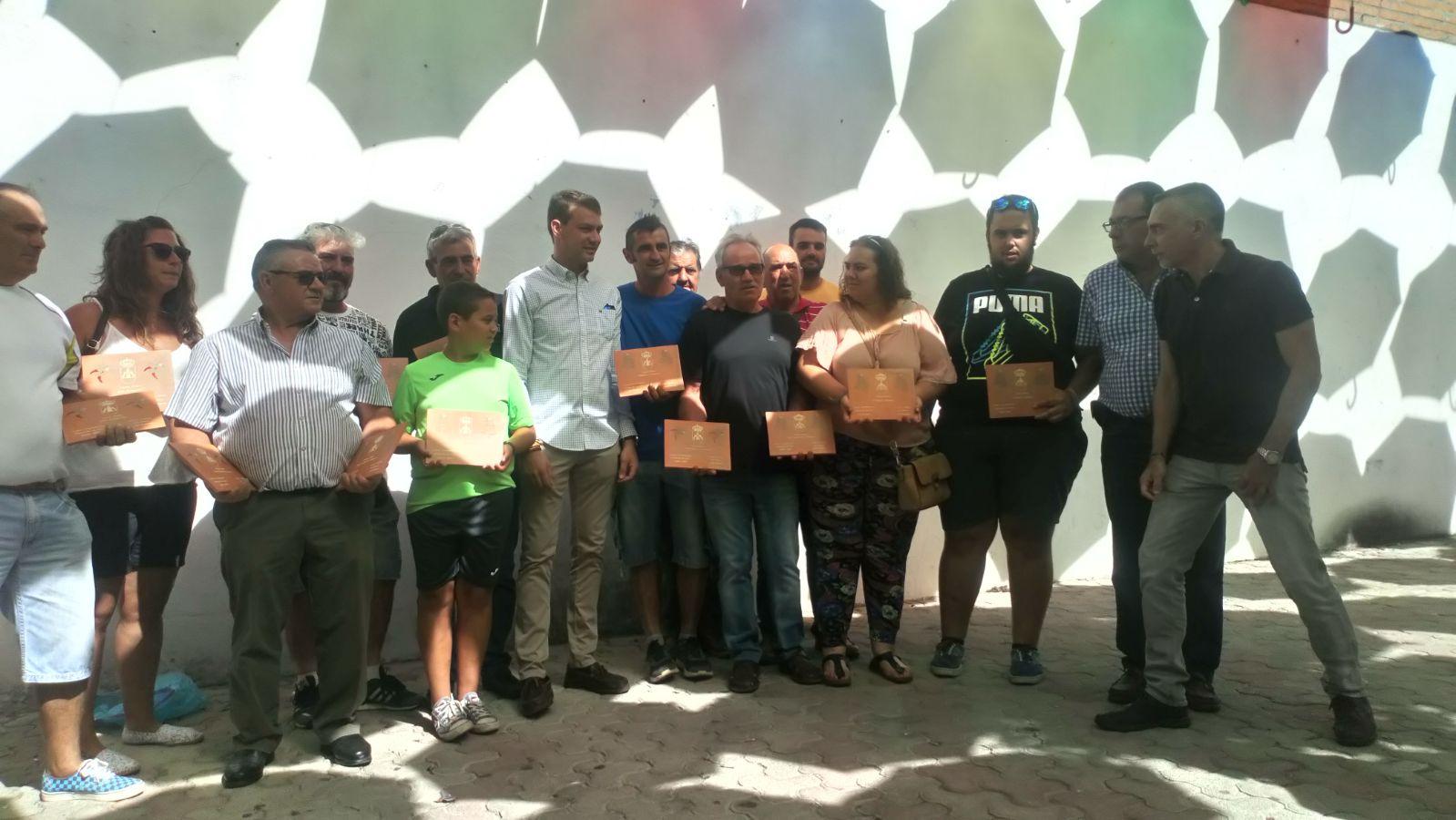 Ganadores del XLIV Concurso del Pimiento y del Tabaco de Jaraíz de la Vera (3)