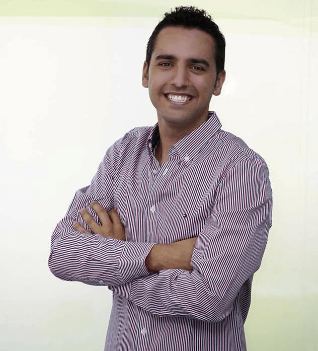 Ismael Villalobos de Matías - Pregonero de las Fiestas del Tabaco y el Pimiento