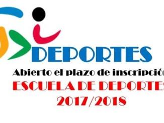 Escuela de Deportes Jaraíz de la Vera 2017-2018
