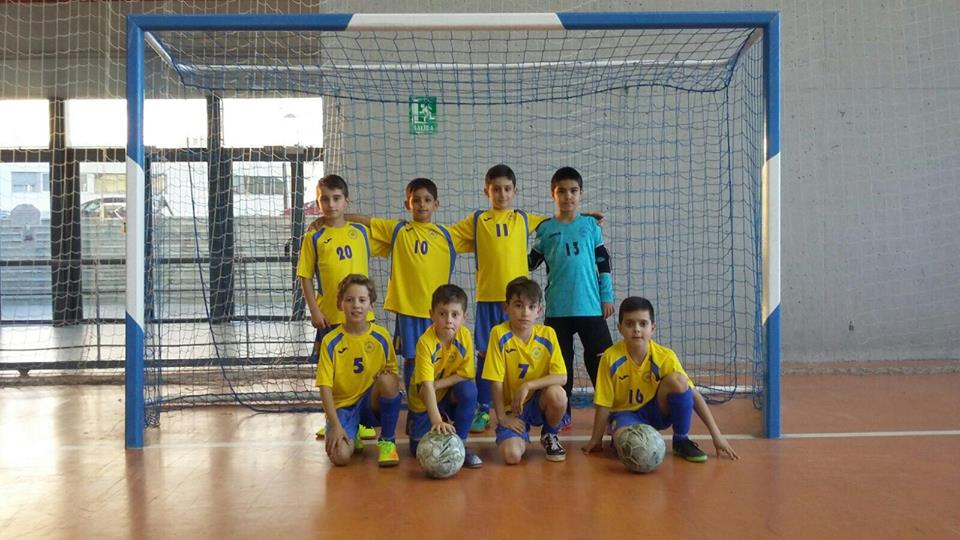 Futsal C.F. Jaraíz - Foto de Archivo