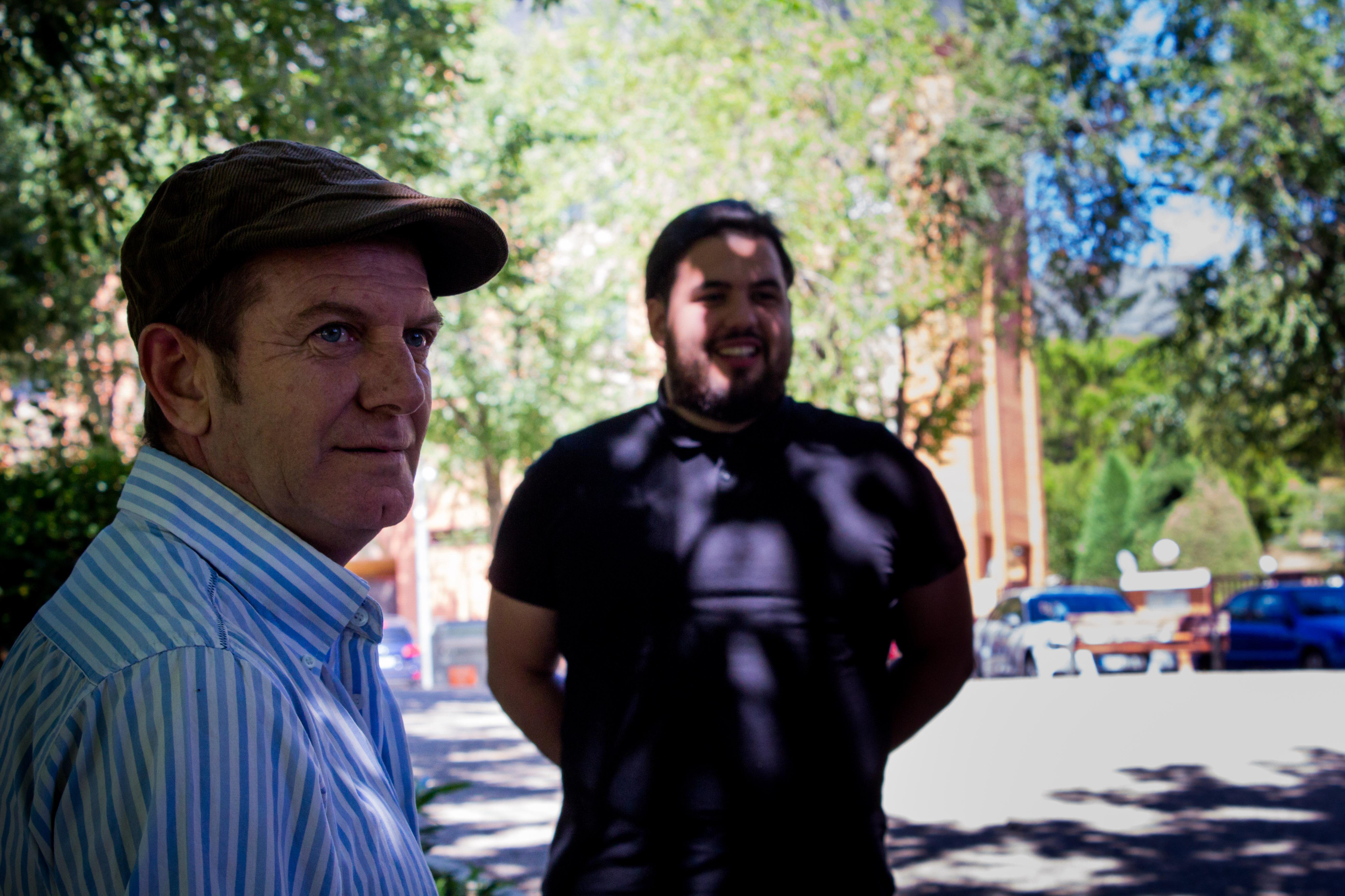 Paco Churruca protagoniza el nuevo spot del Director Néstor López